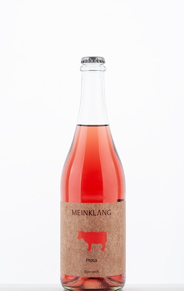 Prose rosé vin mousseux sec 2020