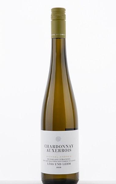 Chardonnay Auxerrois Löss und Lehm 2016
