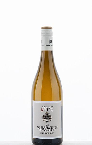 Oberbergener Bassgeige Pinot Gris VDP Erste Lage 2019 - Franz Keller