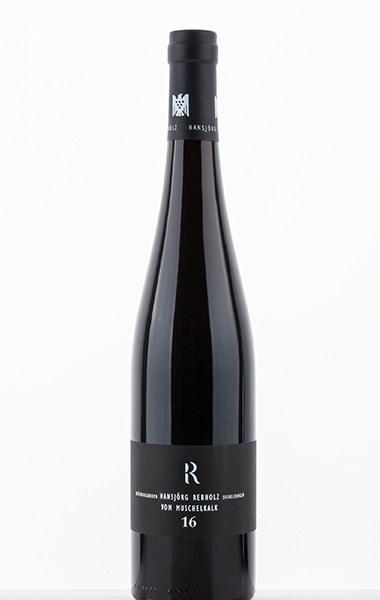 R&#039 ; Pinot Noir du calcaire coquillier sec 2016