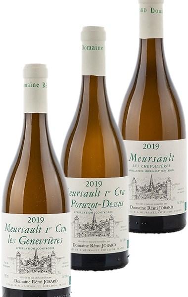 Tasting package Rémi Jobard 1er Cru Meursault 2019 - Tasting package