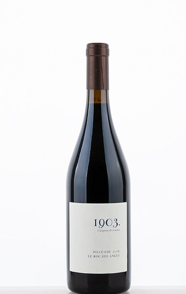 1903 Carignan Côtes Catalanes rouge IGP 2019
