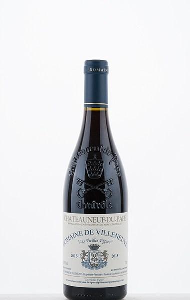 """Châteauneuf-du-Pape """"Les Vieilles Vignes"""" 2015"""