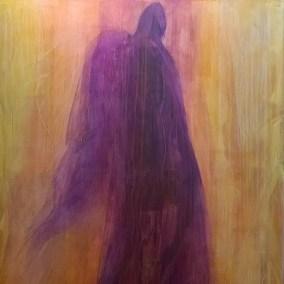 "transformation | 2017 | Acryl auf Leinwand 80x100 cm | ""transformation""©Raphaela C. Näger2017"