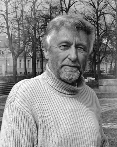 Porträt von Ekkehard Berhold