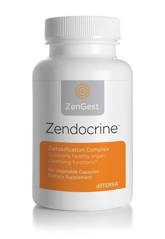 Zendocrine Complex (Entgiftungskomplex)