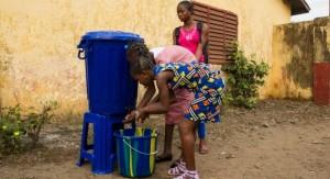 Handhygiene (Foto UN SDG)