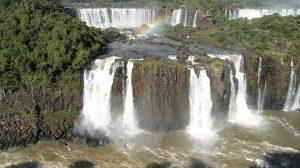 Iguacu-Wasserfälle