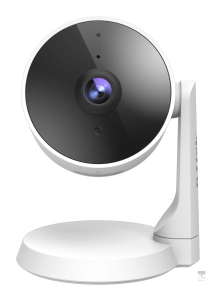 Praktische Überwachungskamera von vorne
