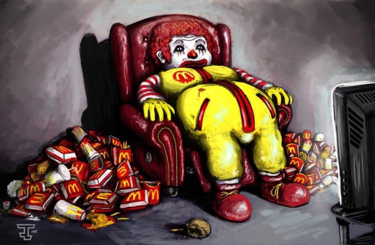 21 Fakten über Fast Food