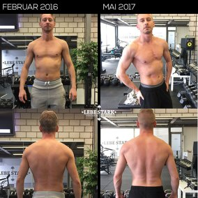 Paket der Wahl: Muscle Builder Paket