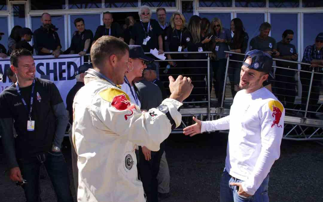 Das Erlebnis Red Bull Stratos