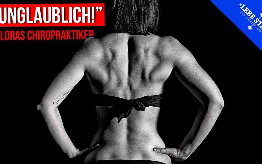 Intensives Krafttraining – Eloras Heilmittel für ihre Skoliose – (VOM CHIROPRAKTIKER BESTÄTIGT!)