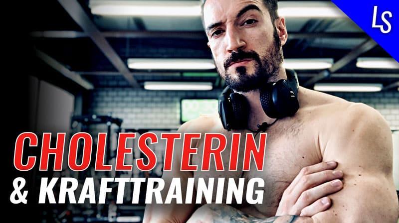 Cholesterin, Herzkreislauf und Krafttraining