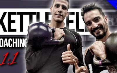 Kettlebell Kurs im Personal Training Format mit Elias