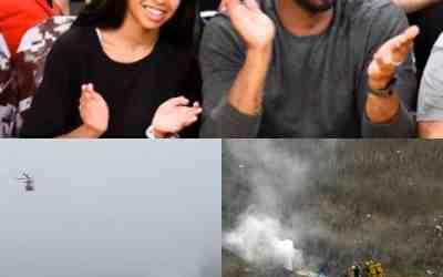 Kobe Bryants tragischer Tod bei Helikopter-Unglück