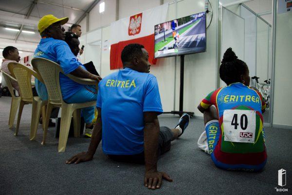 Team Eritrea, Kidane Wehazit