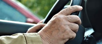 vieillir et conduire