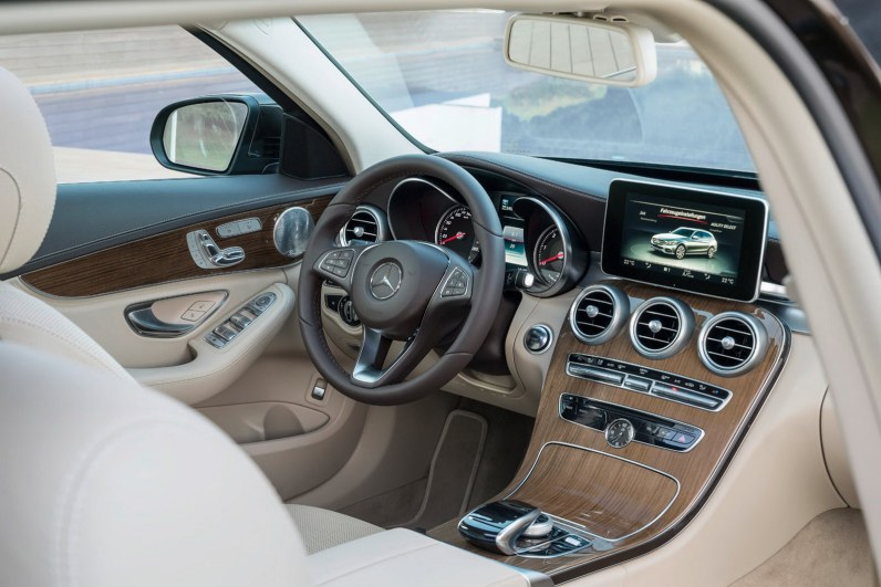 Mercedes-Benz C 300 BlueTEC HYBRID, T-Modell (S 205) 2014