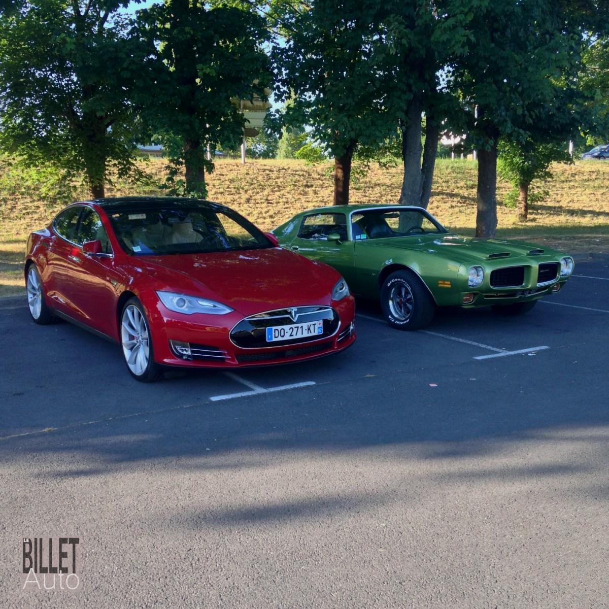 Deux autos, deux époques, la même passion