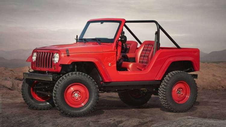 Jeep CJ5-1