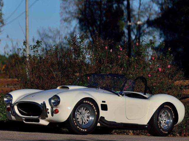 Cobra 427 Roadster 32 452km