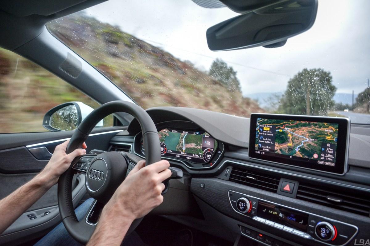 Audi-A5-B9-TDI218-Interior