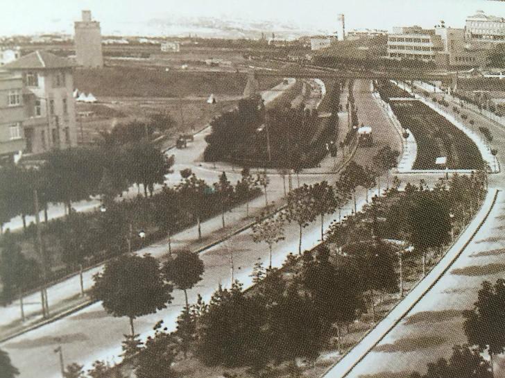 Atatürk Bulvarı, Yenişehir - 1934