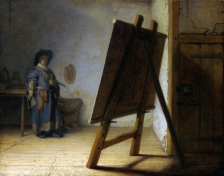 rembrandt stüdyo