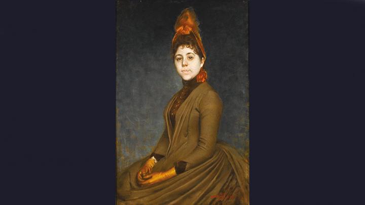 Halil Paşa Eldivenli Kadın