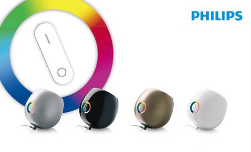 commande tactile de la lampe mini living colors - Lampe Living Color