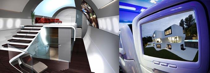 Intrieur Design Dun Avion Virgin Atlantic