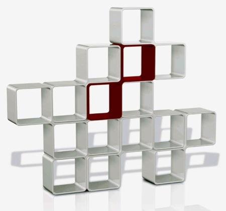 cube de rangement empilable venus et