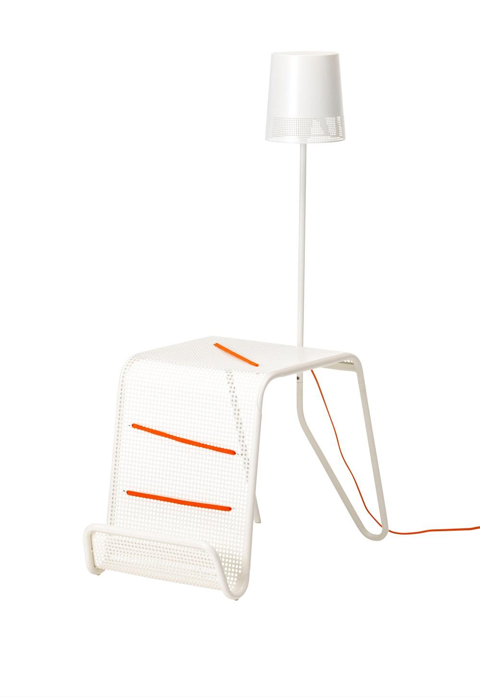Ikea Ps 2014 Table Dappoint Avec Lampe
