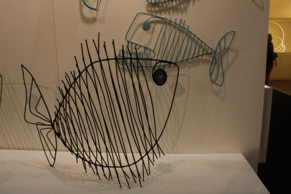 poissons fil de fer