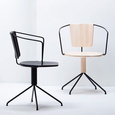 Uncino-carved-wood-chairs-by-Bouroullec-for-Mattiazzi
