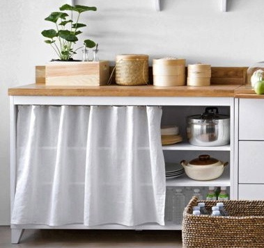 cuisine meuble independant ampm niska rideau