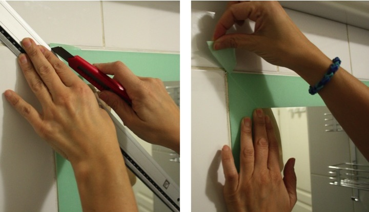 DIY-miroir-encadrement-masking-tape-angle
