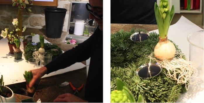 DIY déco facile - Décorer une Couronne de Noël-etape-1