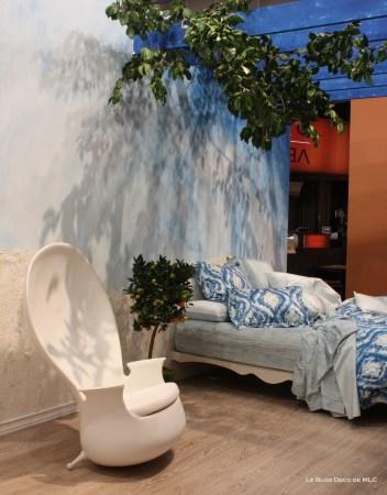10-chambres-déco-colorées-pour-sinspirer bleue-Hamam