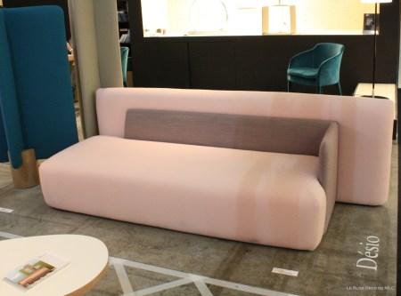 Canapés-nouveaux-design-bicolores-Maison-et-Objet-rose-desio-Log