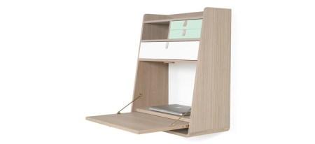 Design-la-couleur-s-invite-sur-les-meubles-en-bois-secretaire-gaston-Harto-ouvert