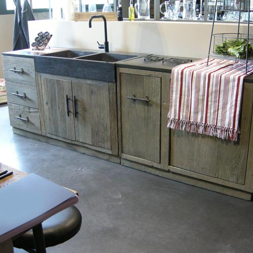 cuisine ou trouver des meubles independant en bois