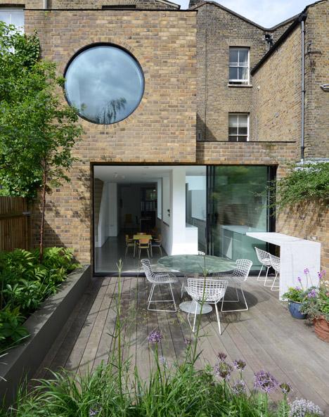 Baie vitrée terrasse Jimi-house Paul-Archer-Design