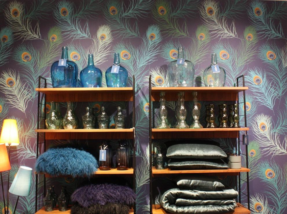 la-redoute-decoration-murale-plume-paon