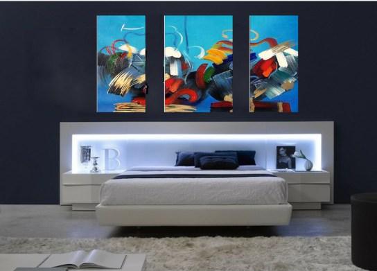 tableau-deco-chambre-triptique-contemporain-painting
