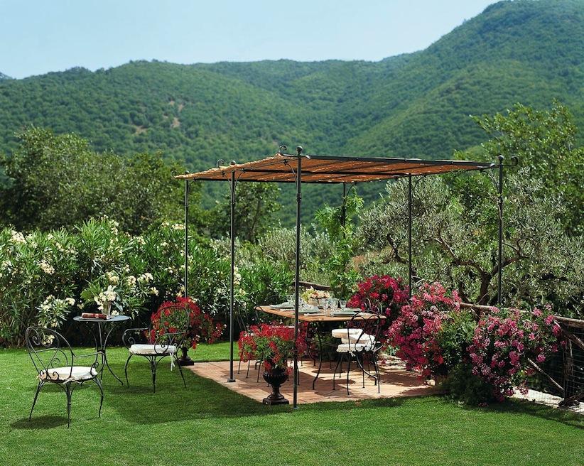 jardin-tonnelle-table