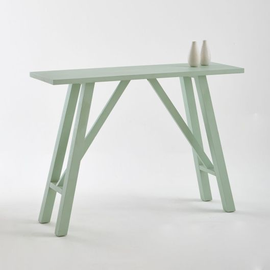 table-console-verte