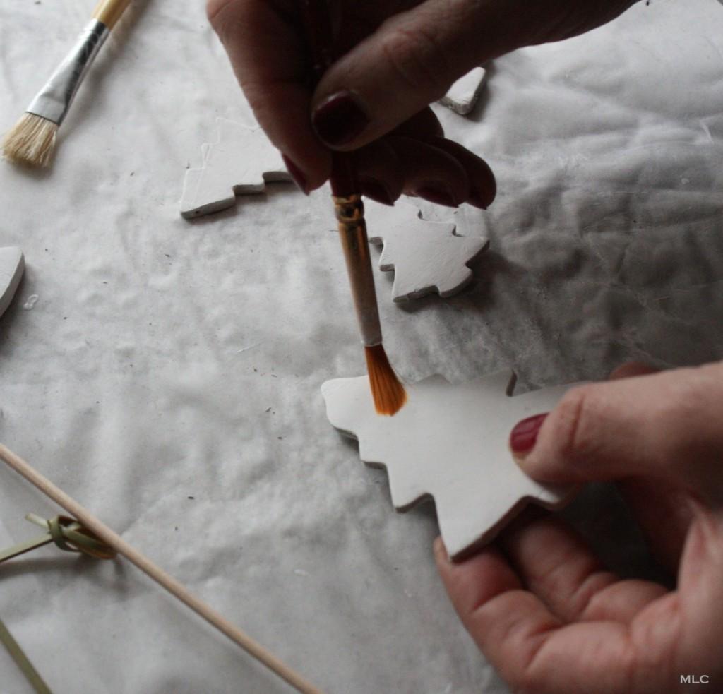 Petits Sapins Fait Maison Pour De Beaux Cadeaux De Nol Dco