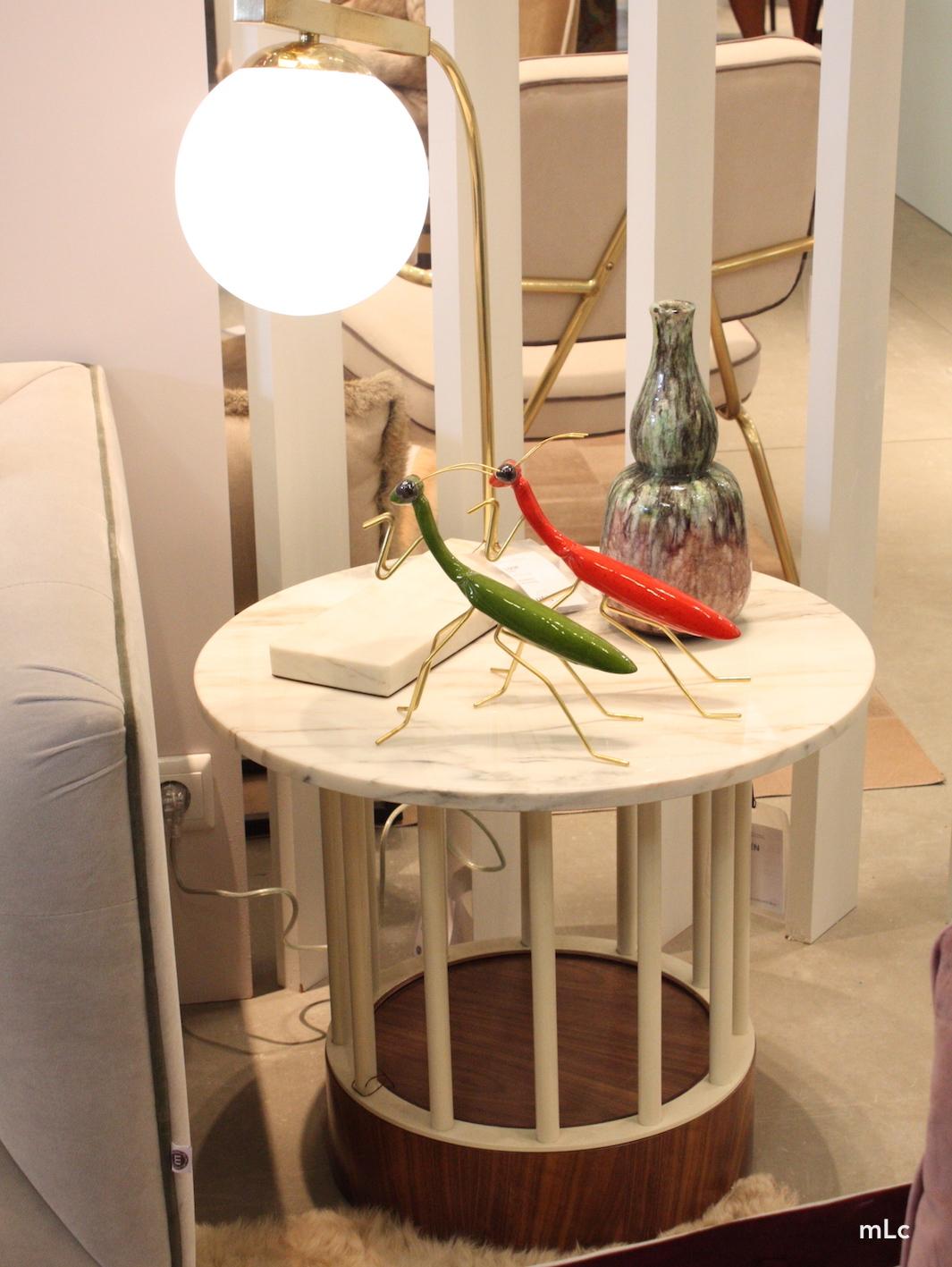 Ronde Neo Table Marbre Art Deco Design Basse De Le Blog Déco Mlc vmNw8yn0O